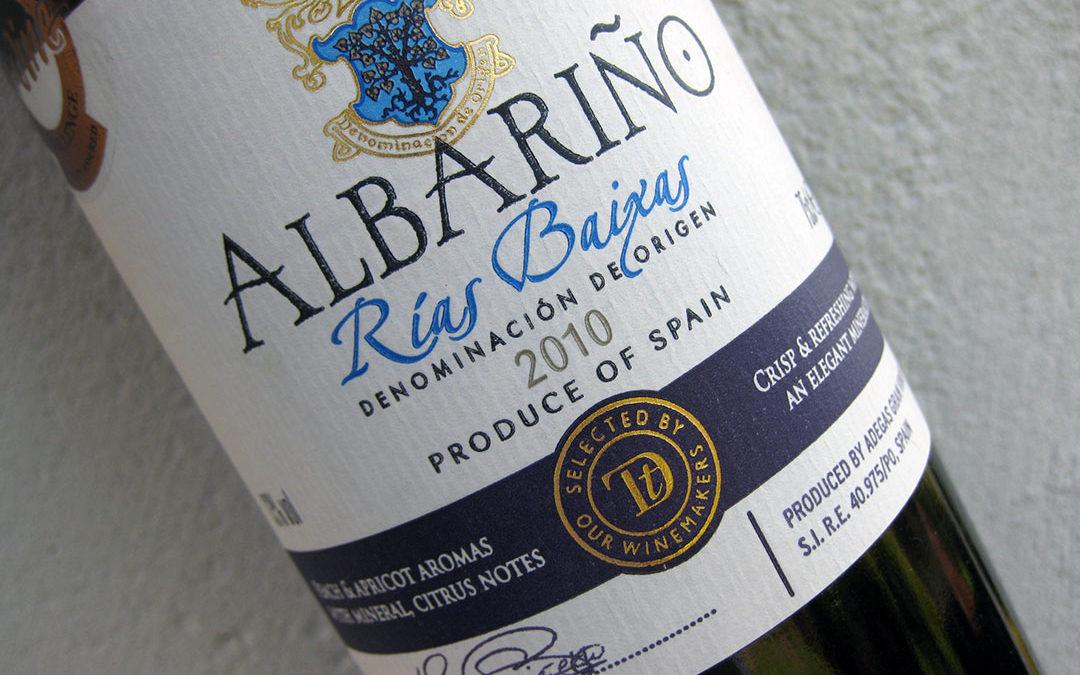 Albarino – galicisk kultvin