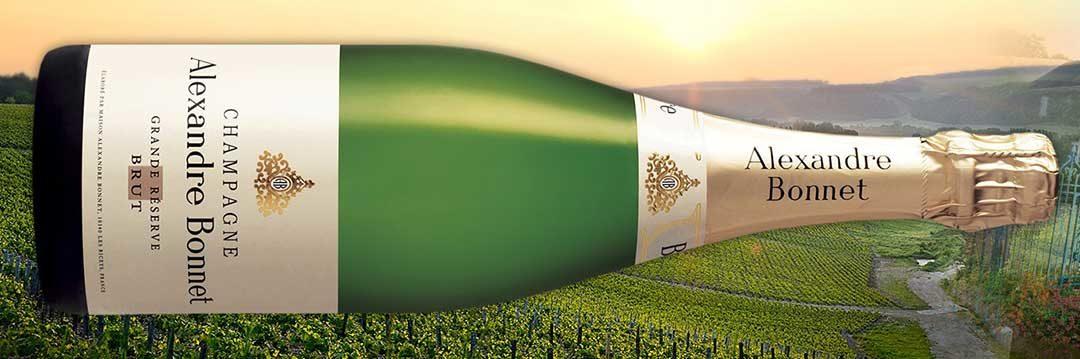 Champagne fra Alexandre Bonnet