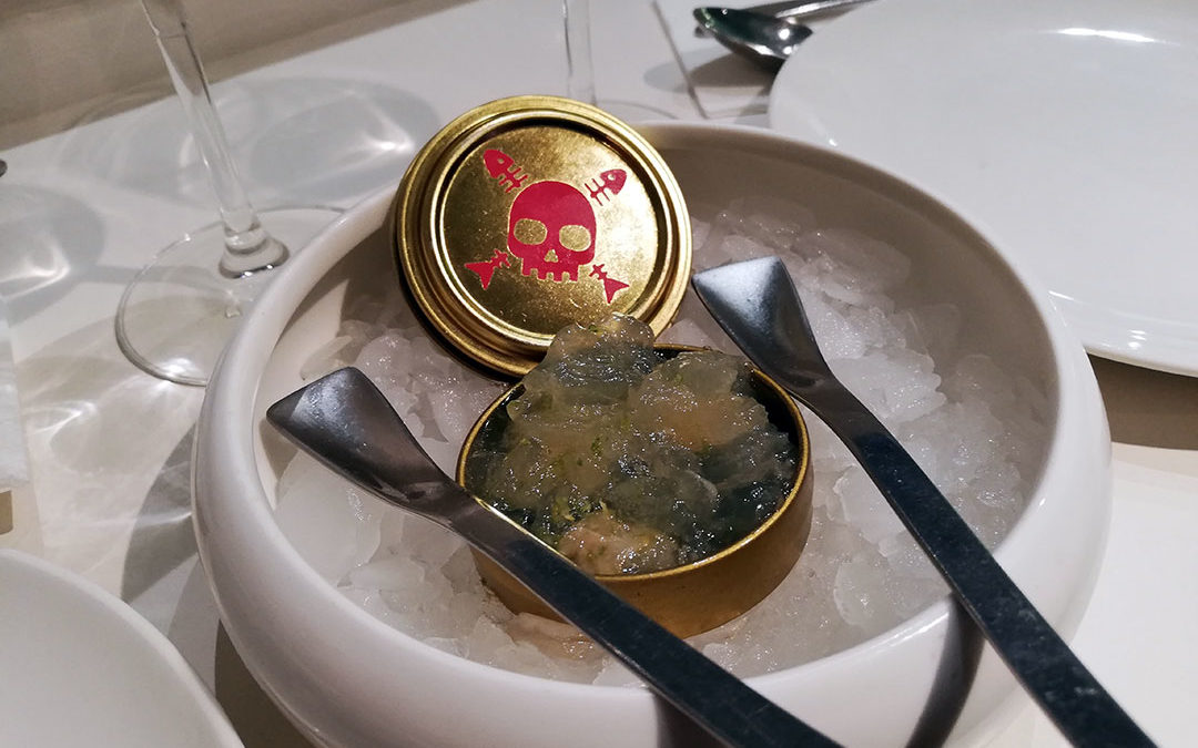 La Taberna del Chef del Mar